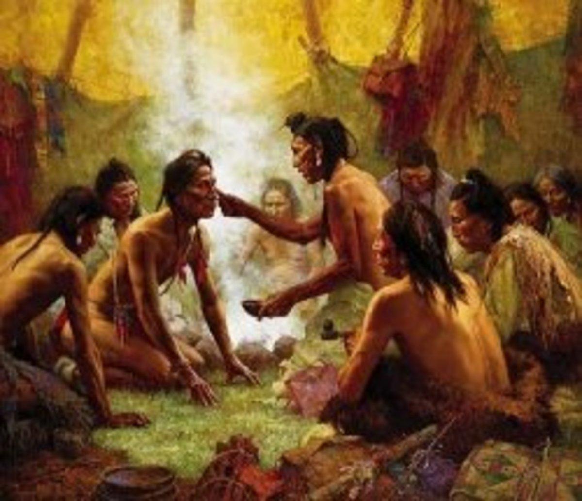 Sacred Smoke Bowl Blessing