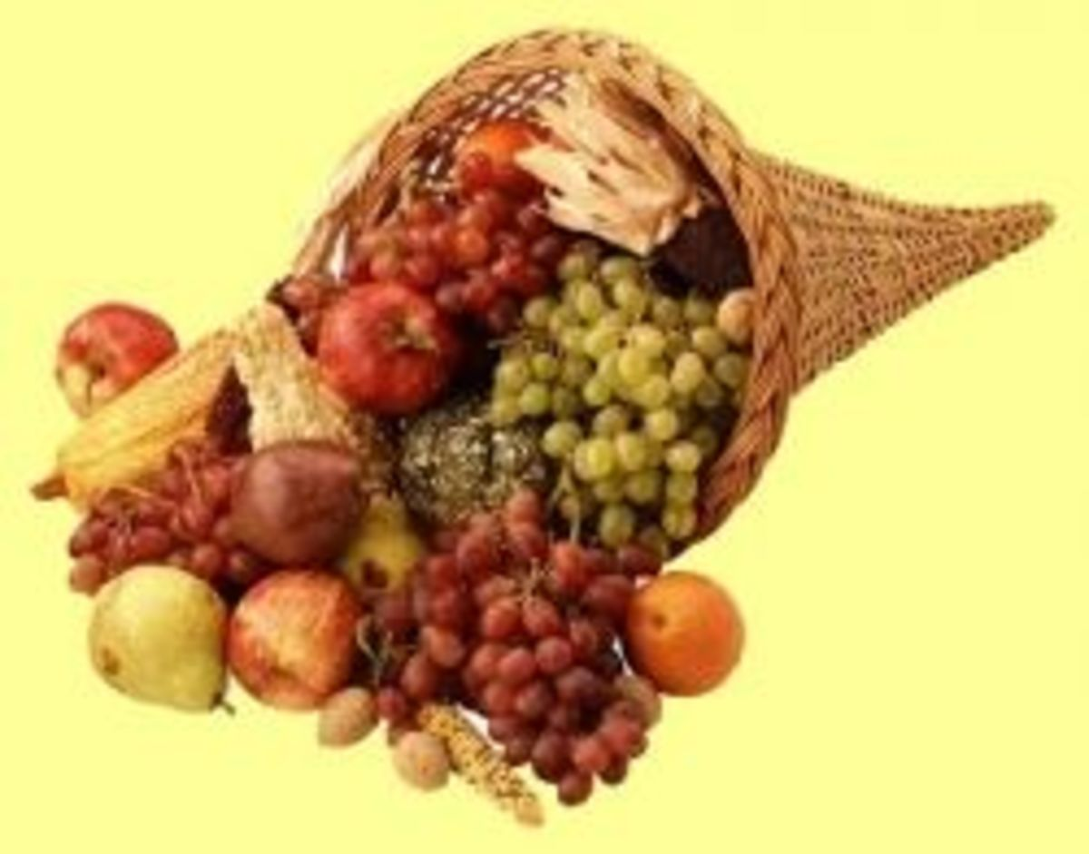 Foods for Mabon