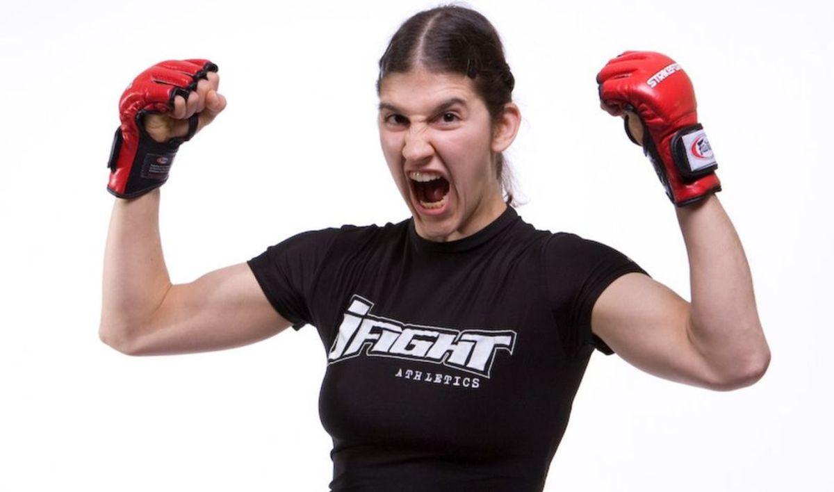 Roxanne Modafferi - Women's MMA