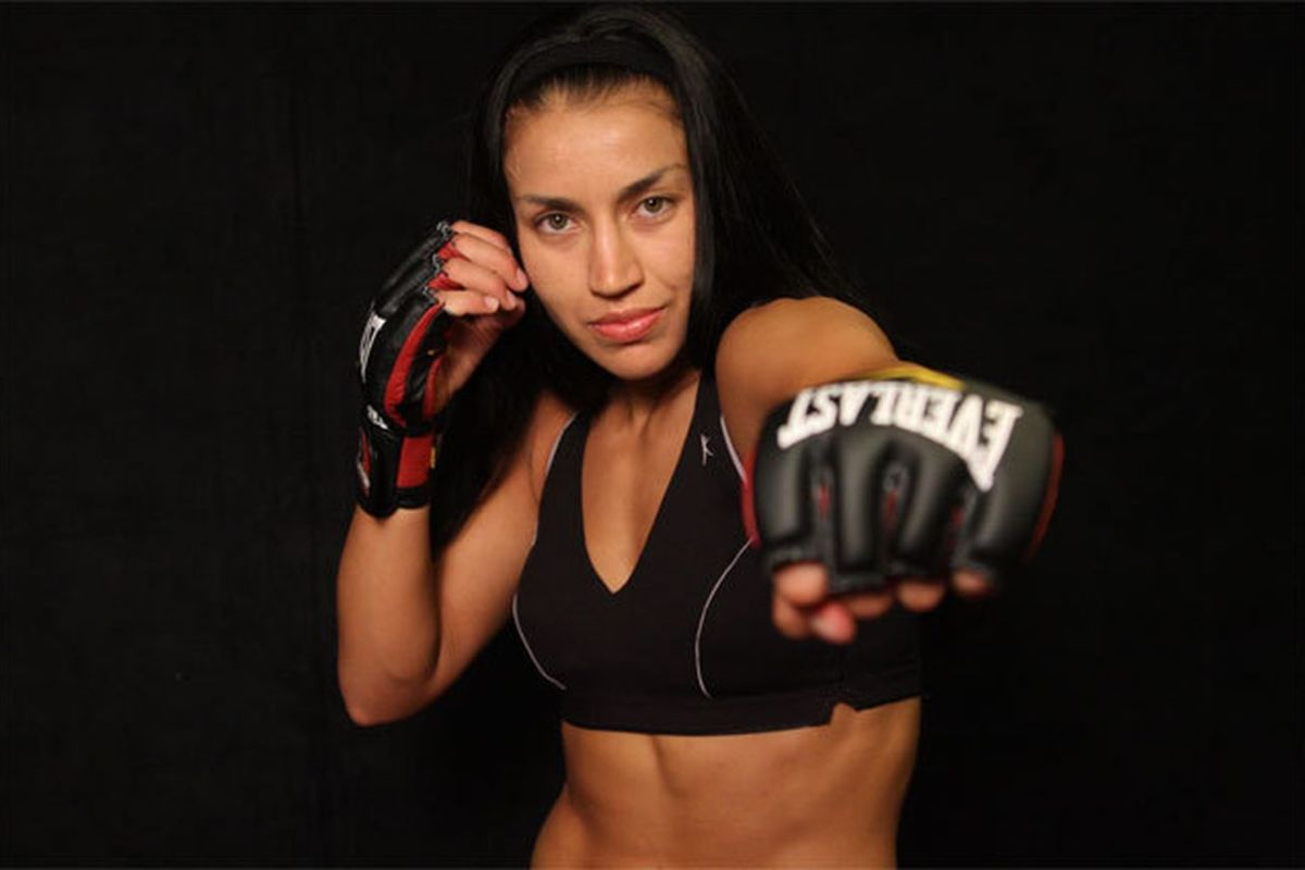 Zoila Frausto - MMA Fighter