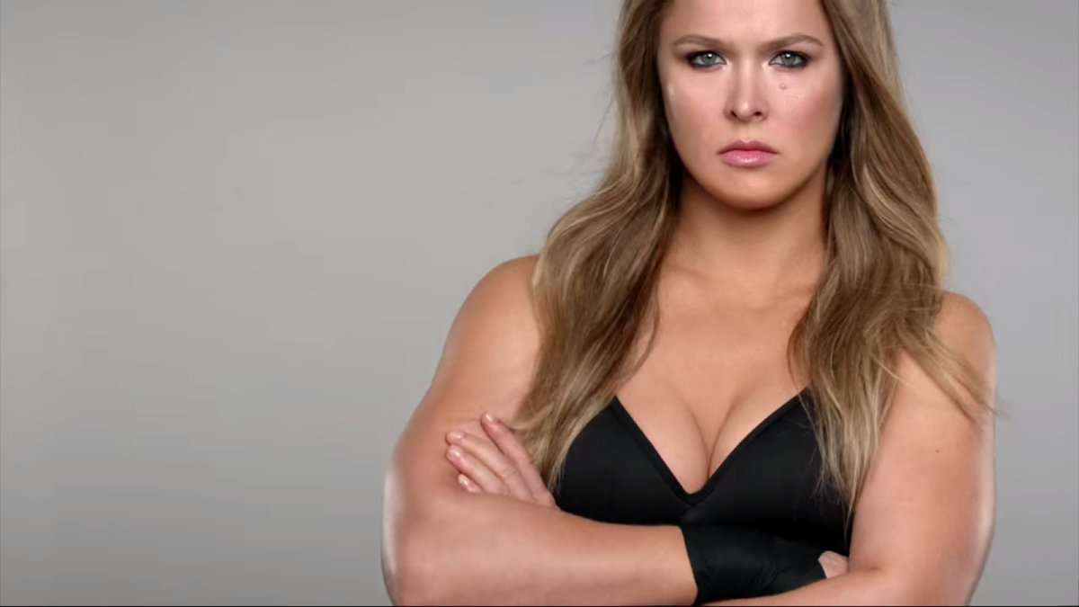 Ronda Rousey - Top MMA Female Fighters