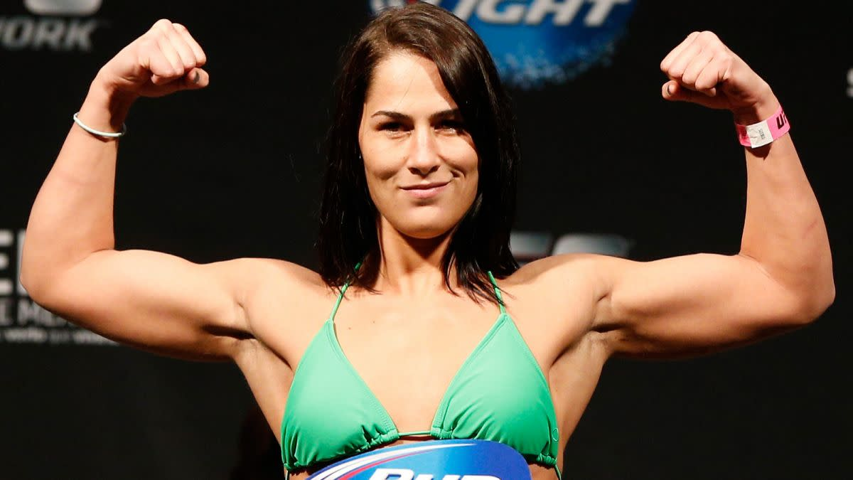 Jessica Eye - Top MMA Fighters