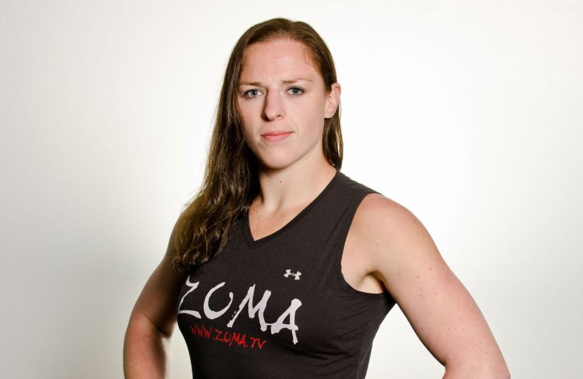Sarah Kaufman - Top MMA Fighters