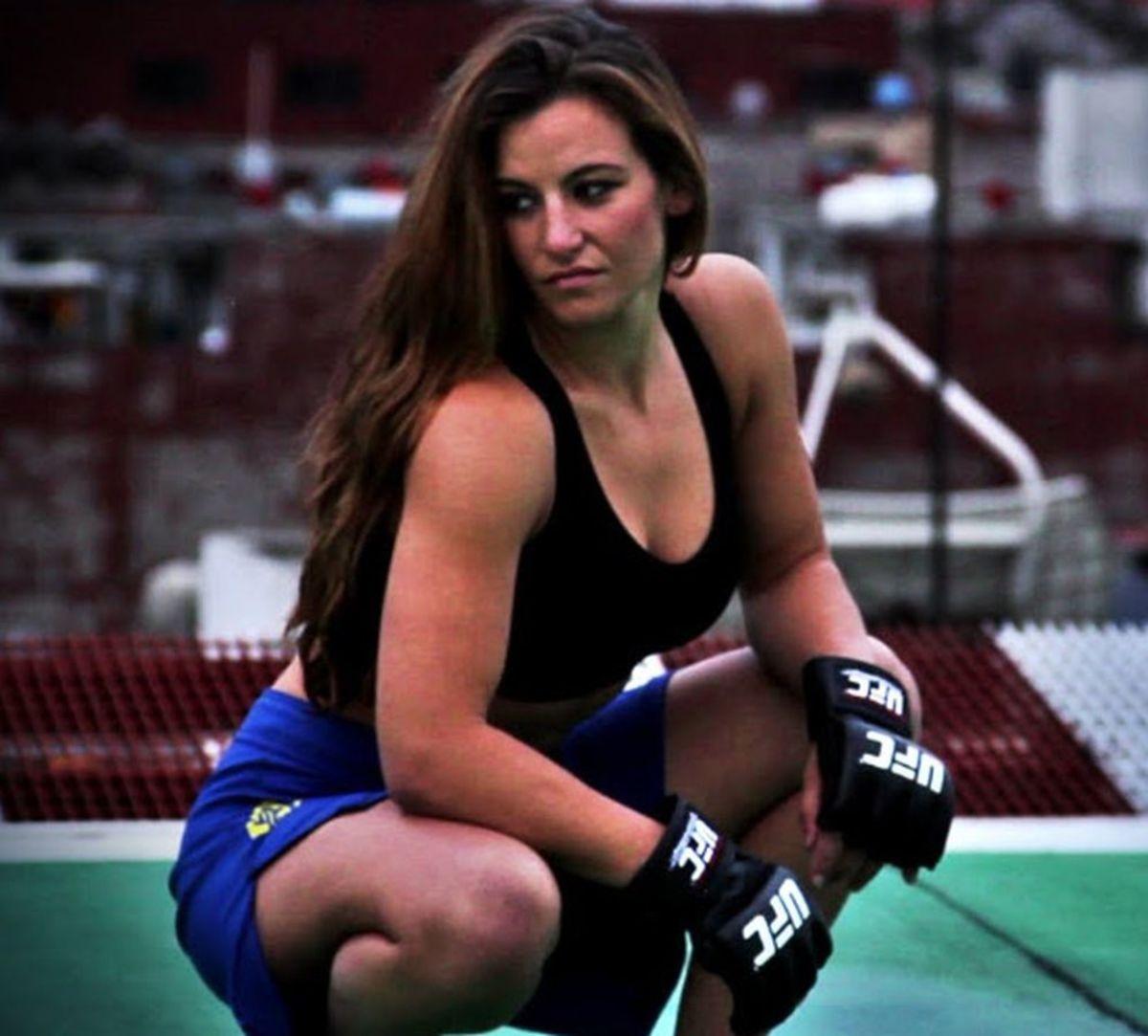 Miesha Tate - Women's MMA