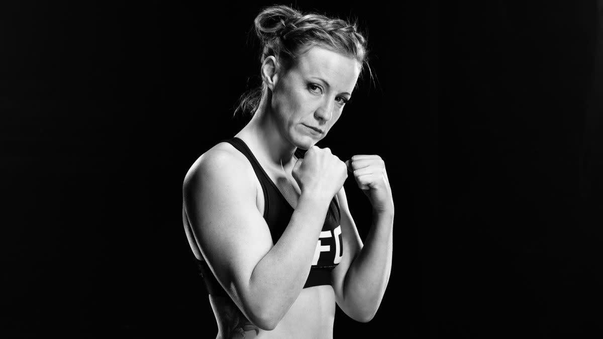 Lisa Ellis - MMA