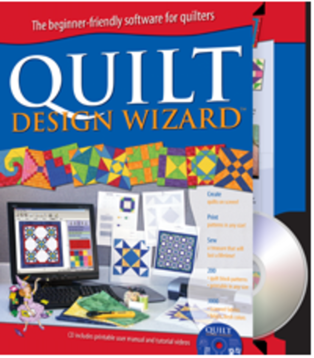 More great Electric Quilt software