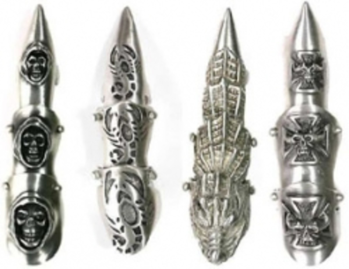 Finger-Armor-Rings-Collection