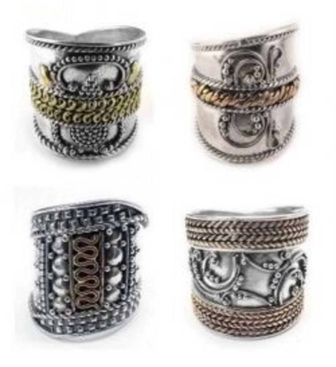 Medievel-Armor-Rings