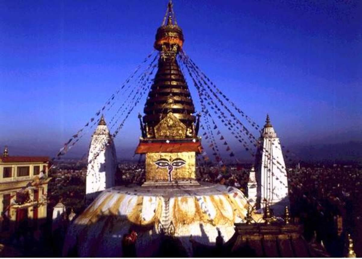Swayambunath Kathmandu