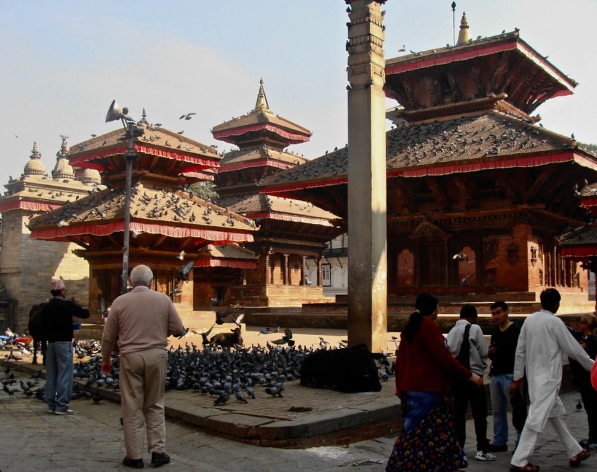 Walk Around Kathmandu