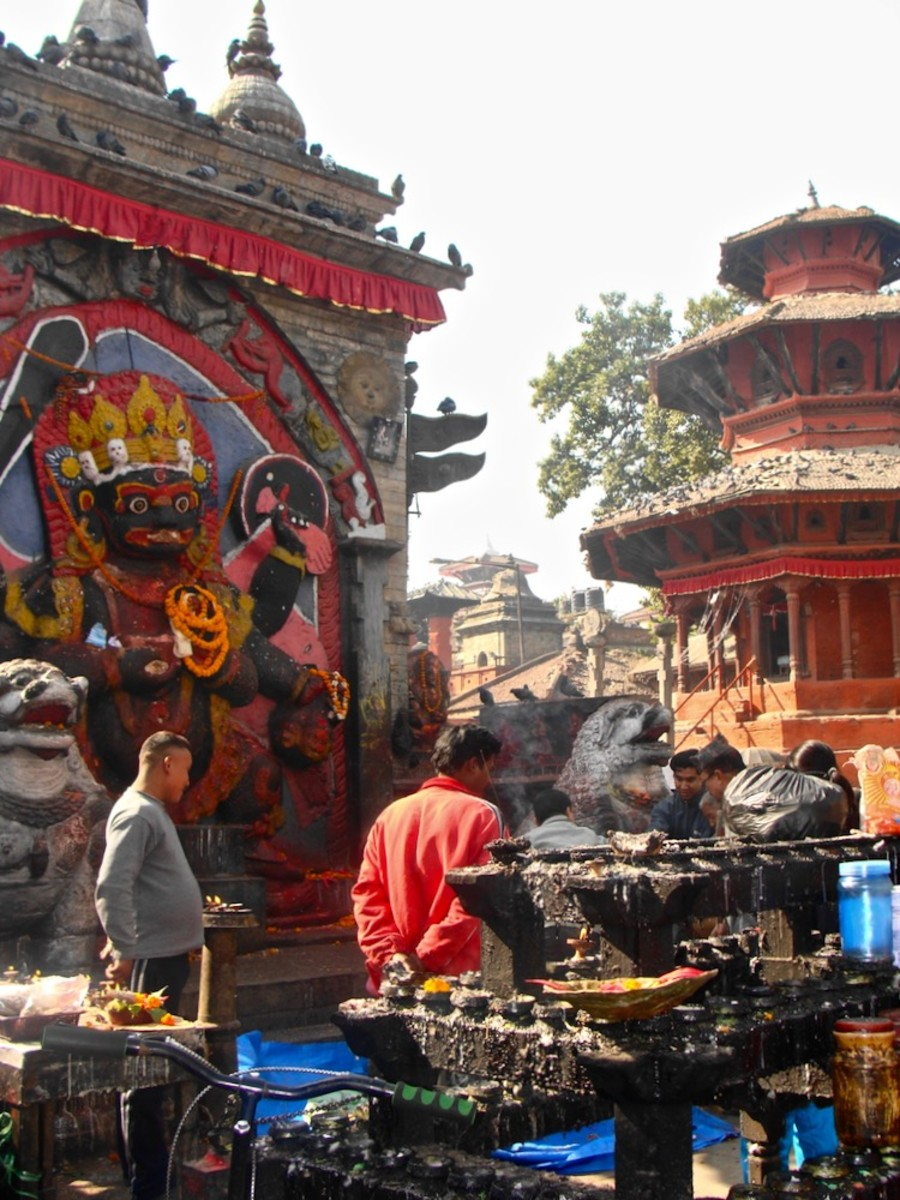 7 World Heritage Sites in Kathmandu
