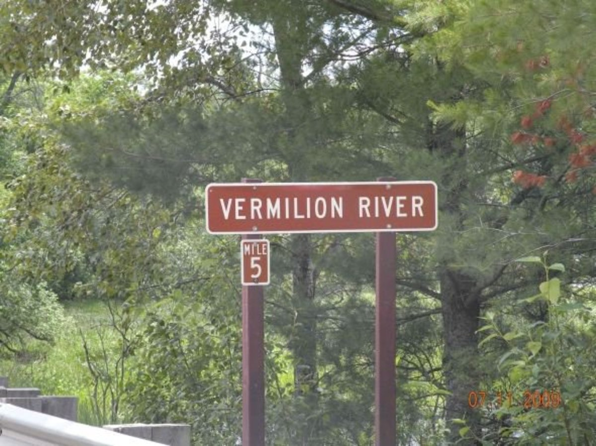 Vermilion River Bridge