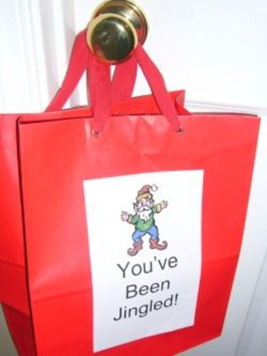 You've Been Jingled Bag