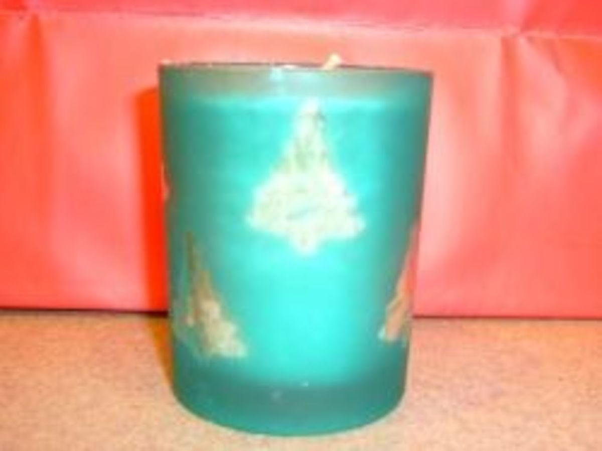 Christmas Scented Votive Candles