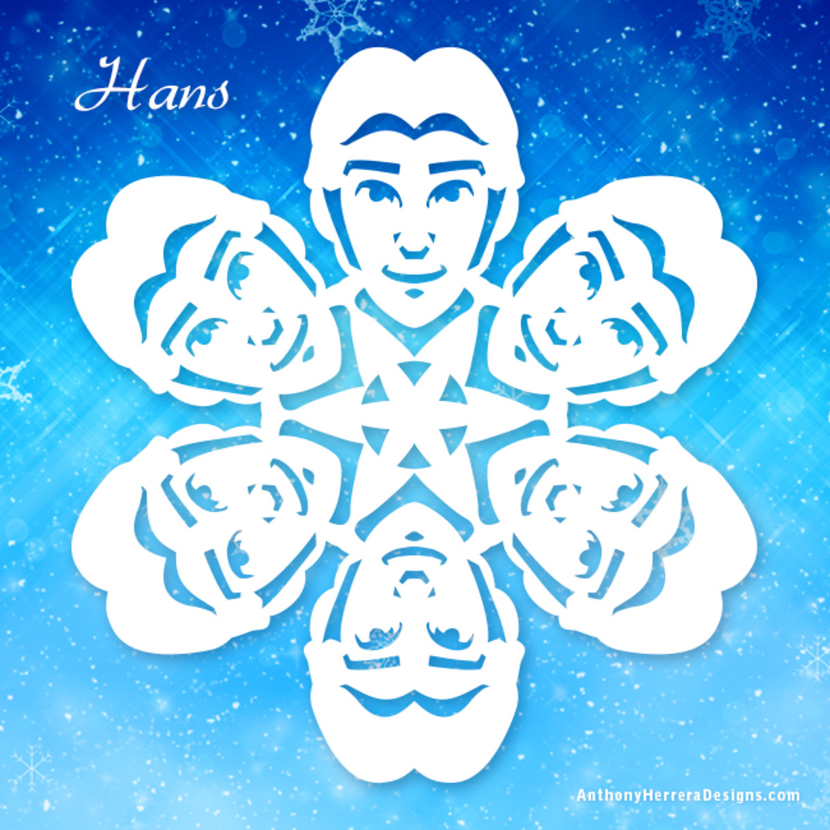 "Hans from ""Frozen"""