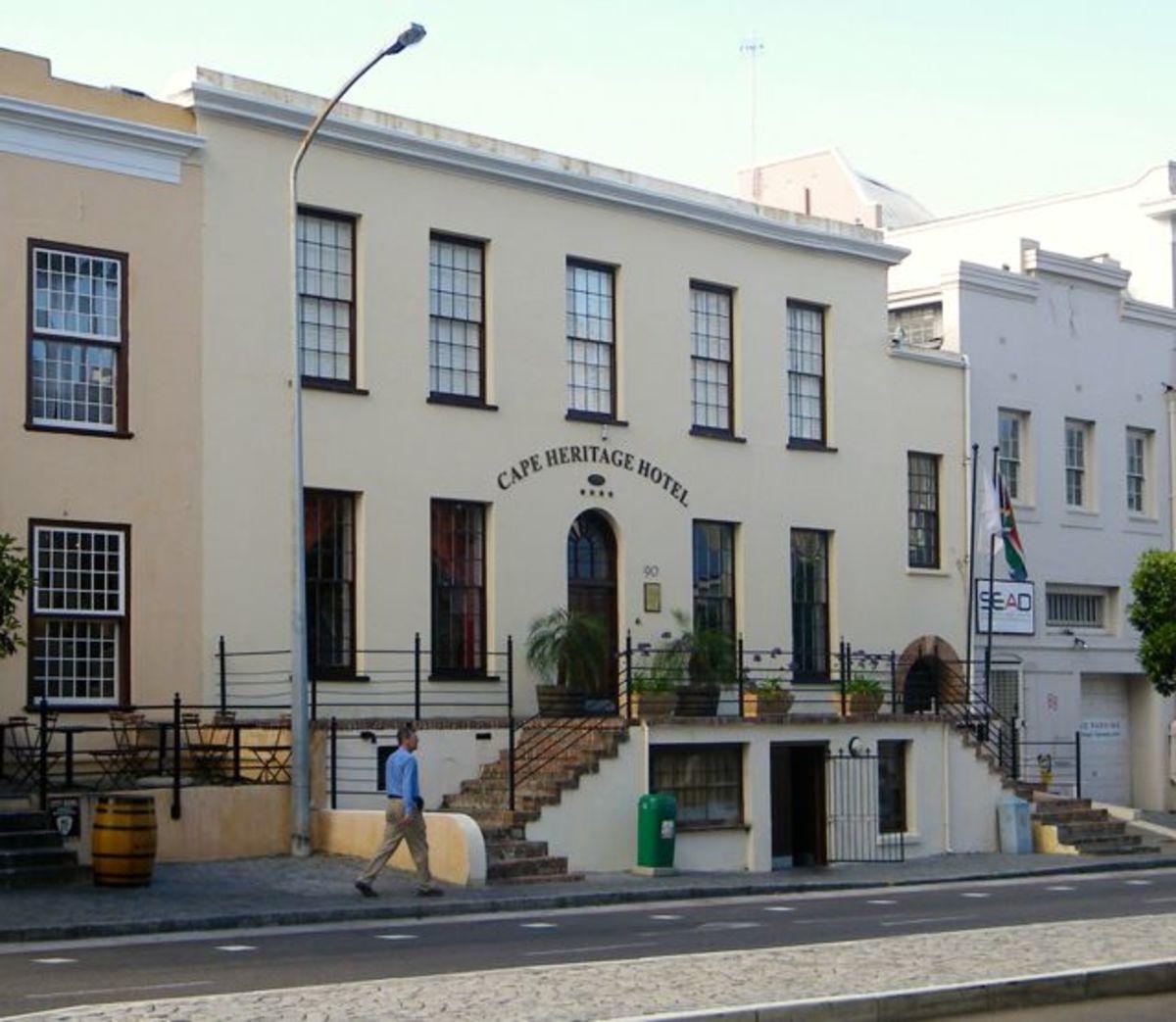 Cape Heritage Hotel in Cape Town
