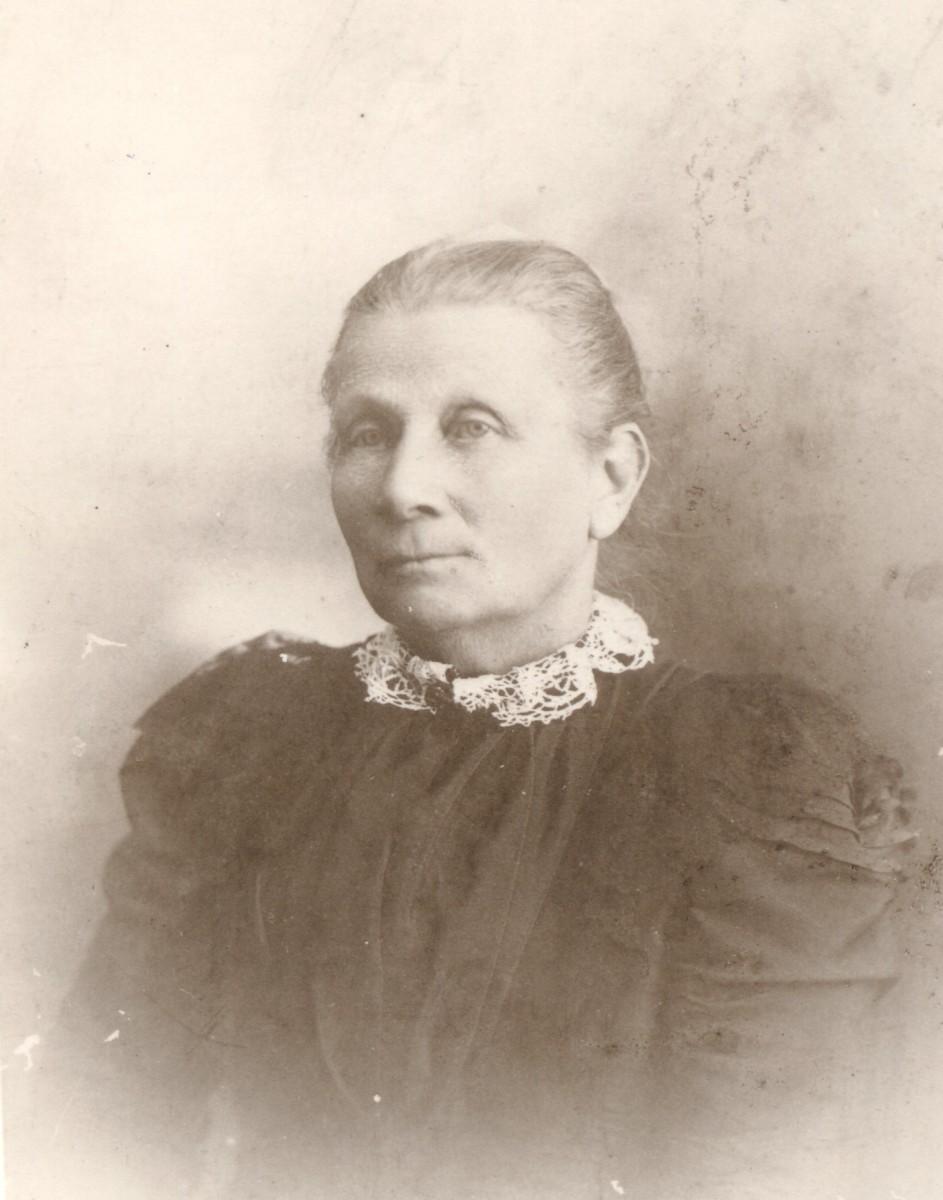 Sarah Ann Wood