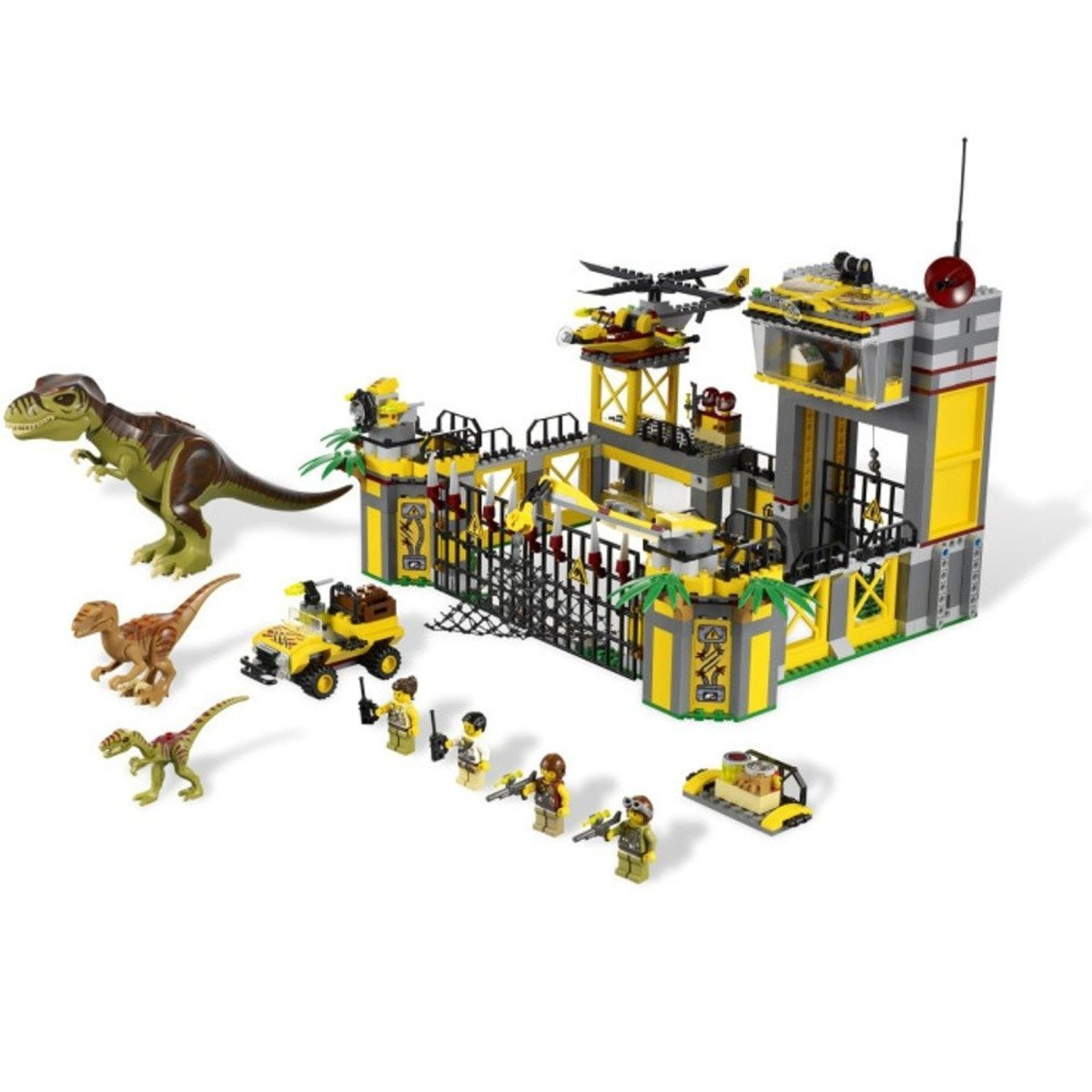 Lego dinosaur defence HQ 5887