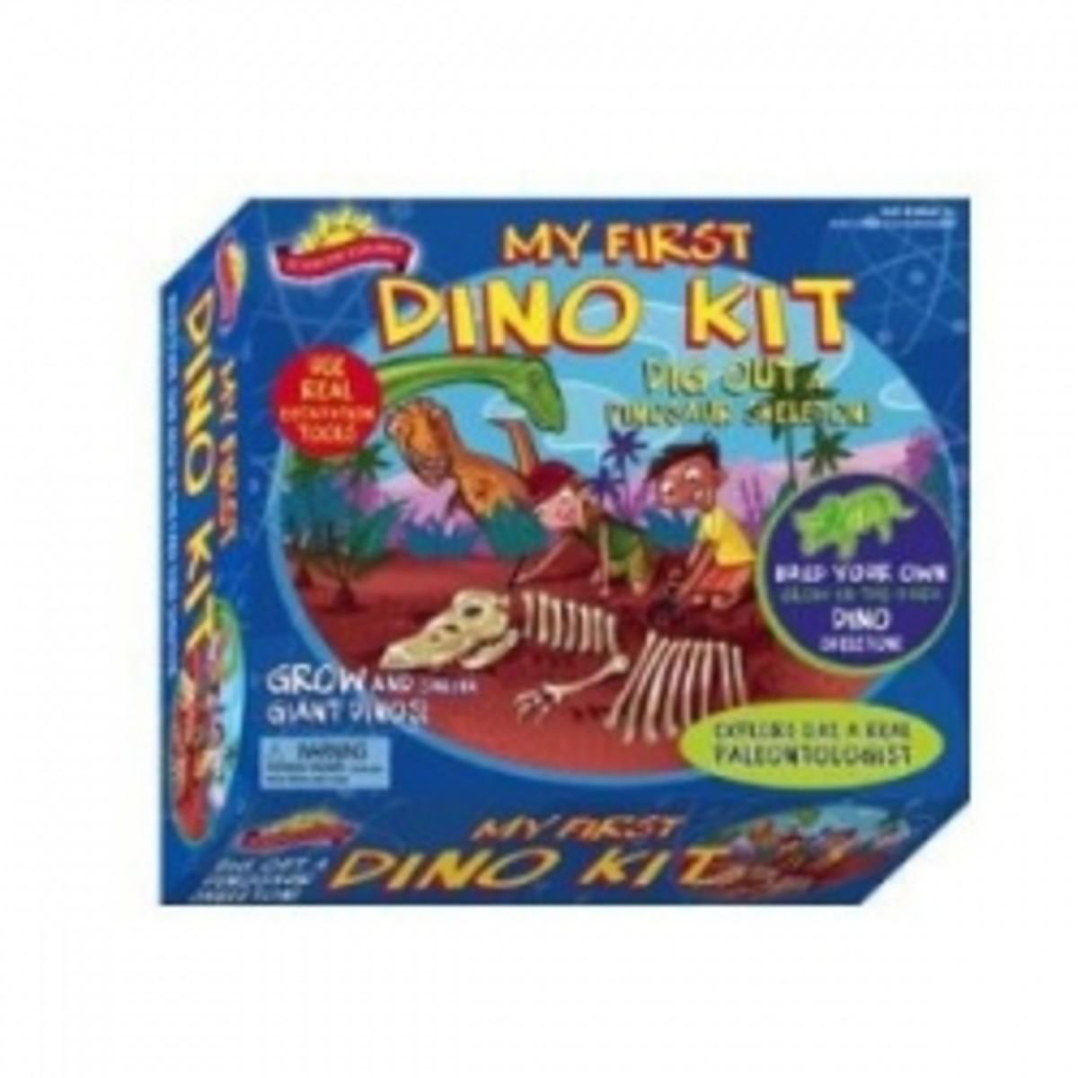 Scientific Explorer's My First Dinosaur Science Kit