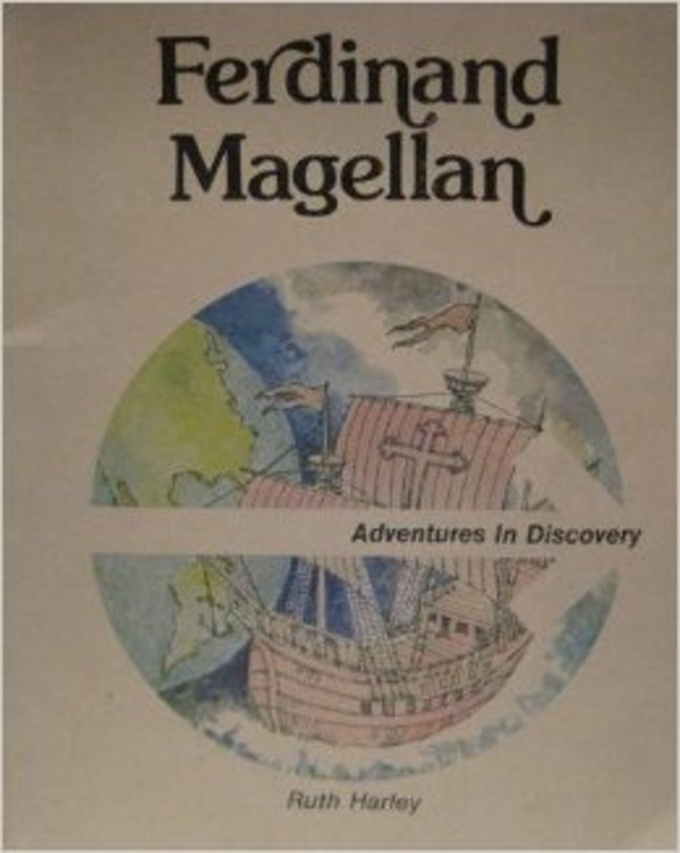Ferdinand Magellan (Adventures in Discovery) by Ruth W. Harley