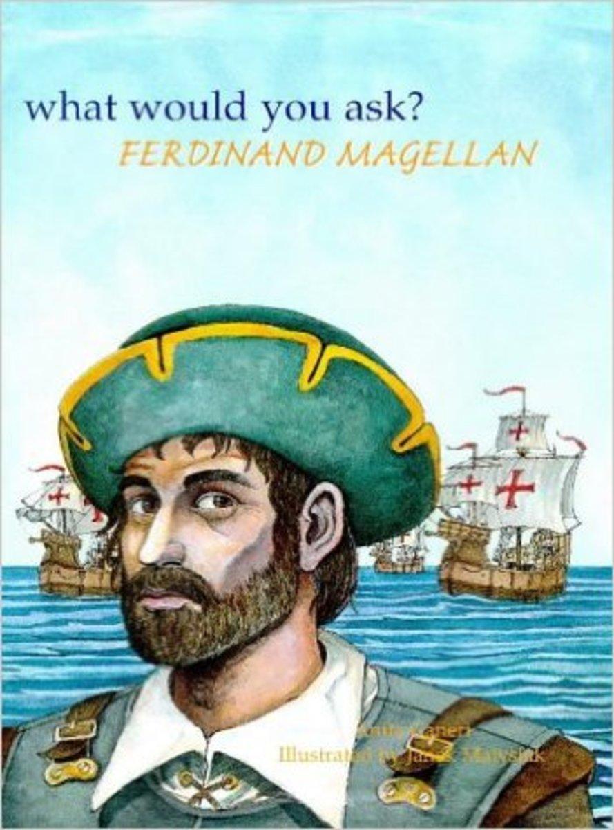 Ferdinand Magellan (1480-1521) (What Would You Ask...?) by Anita Ganeri