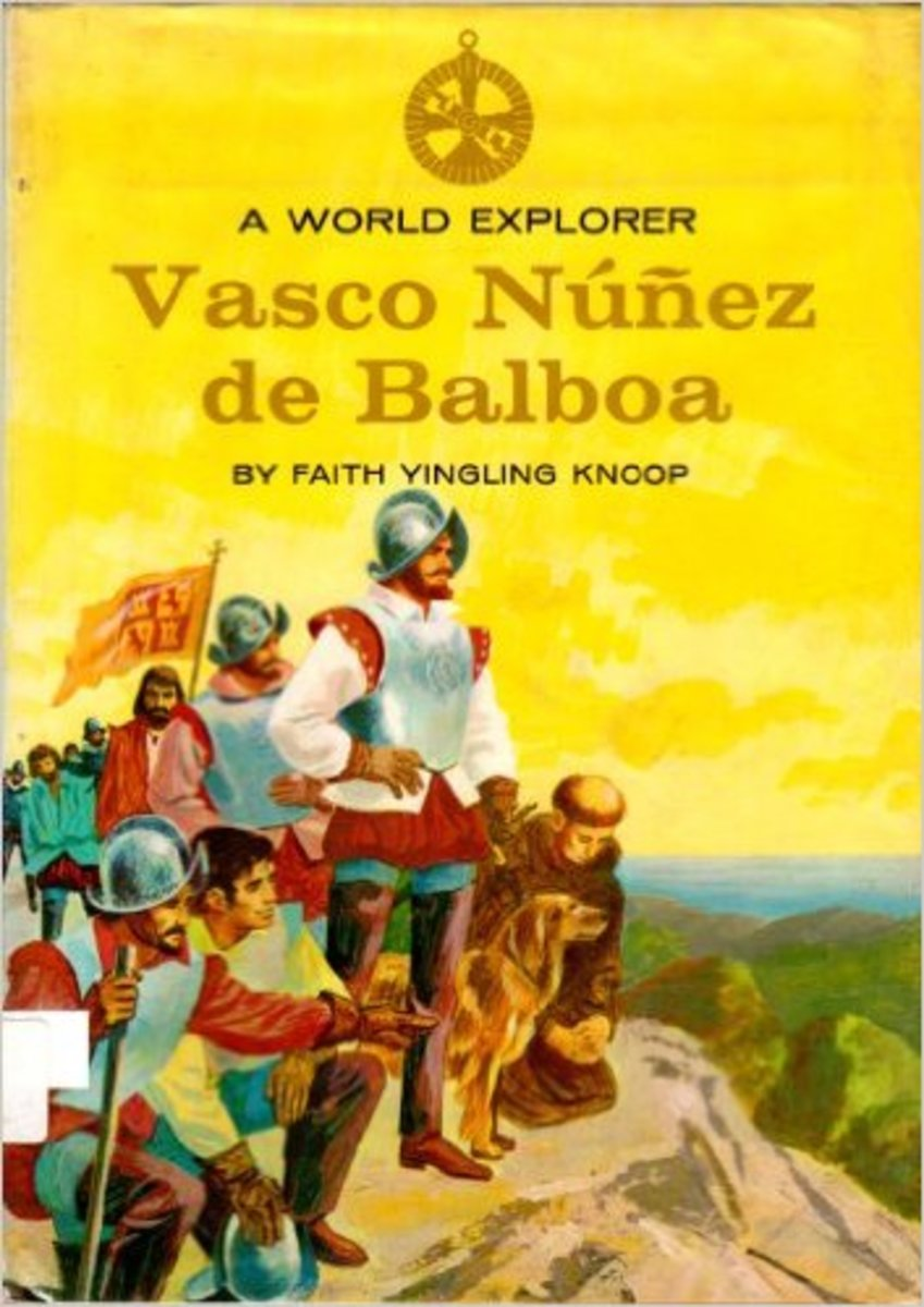 A World Explorer: Vasco Núñez de Balboa (World explorer books) by Faith Yingling Knoop