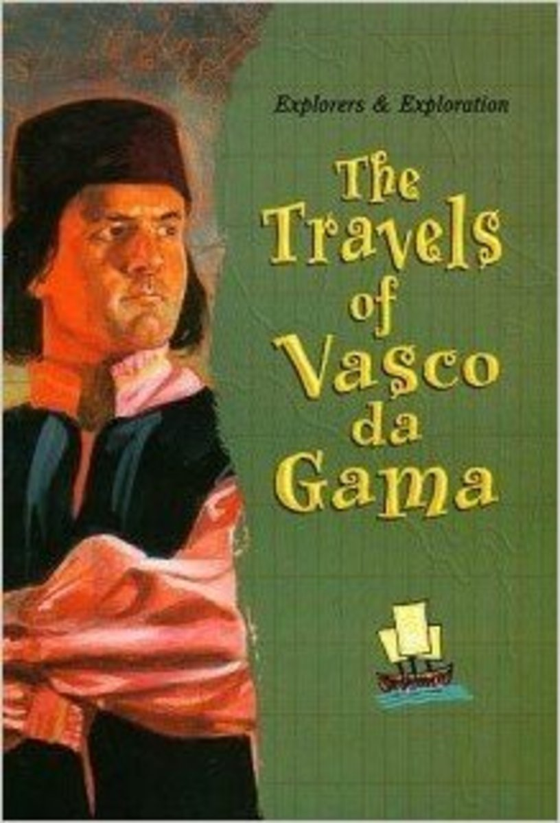 The Travels of Vasco Da Gama by Joanne Mattern
