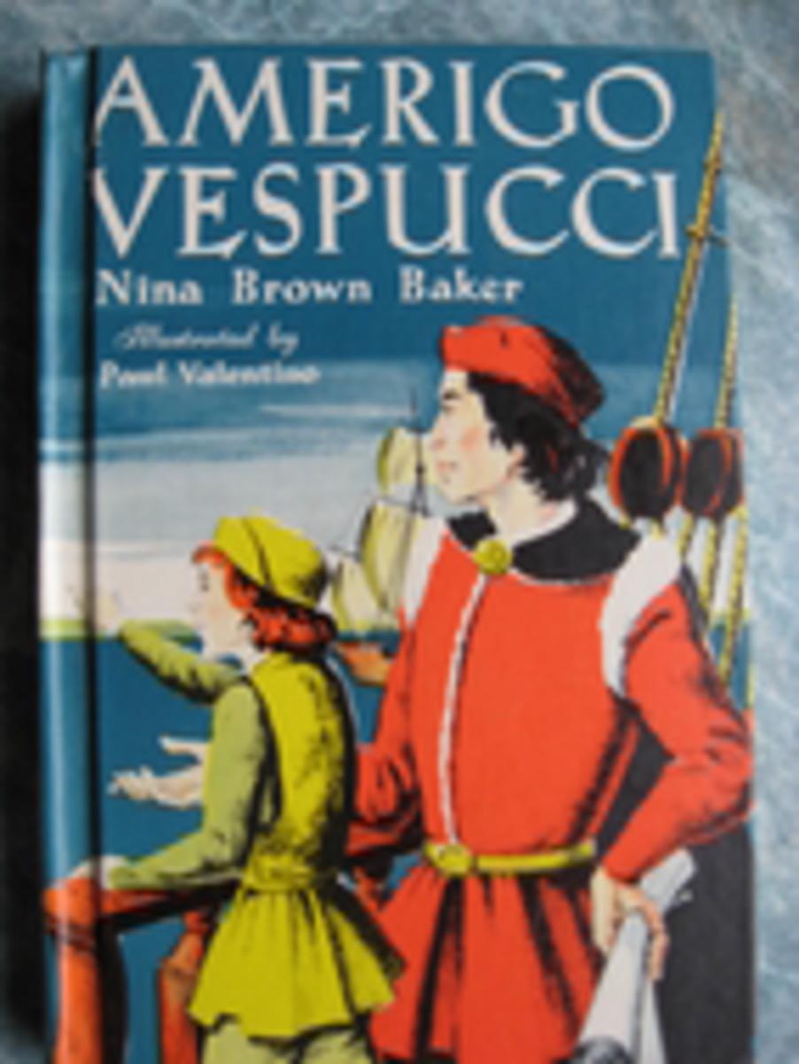 Amerigo Vespucci by Nina Brown Baker