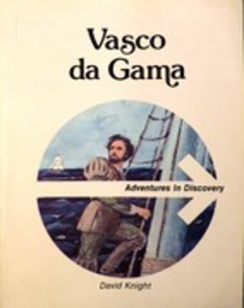 Vasco Da Gama by David C. Knight