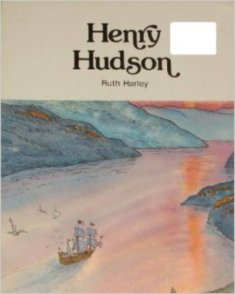 Henry Hudson (Adventures in the New World) by Ruth W. Harley