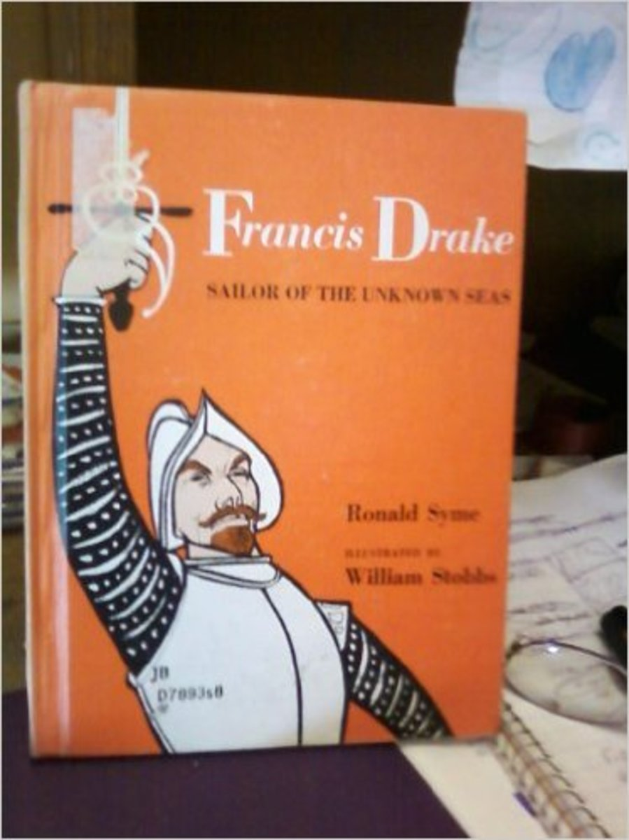 Francis Drake, Sailor of the Unknown Seas by Ronald Syme