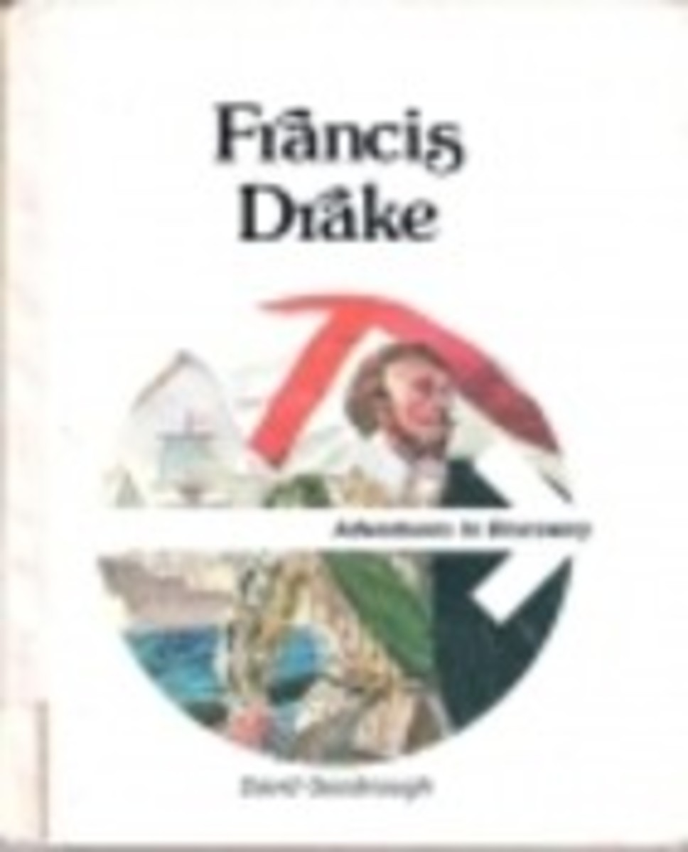 Francis Drake by David Goodnough