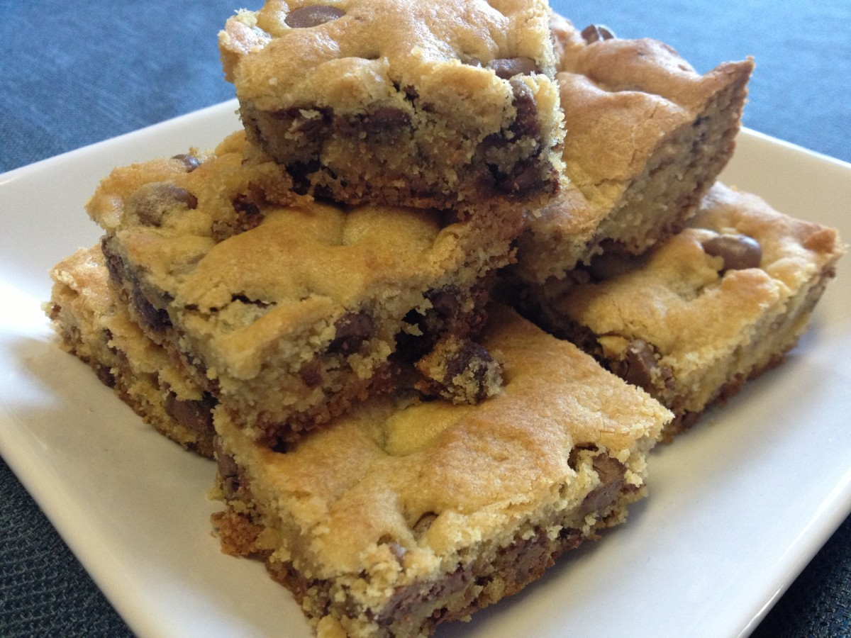 Constellation Bar Cookies