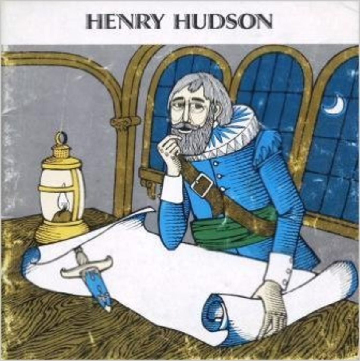 Henry Hudson (Explorers and Discoverers Series) by Marie M. Richards