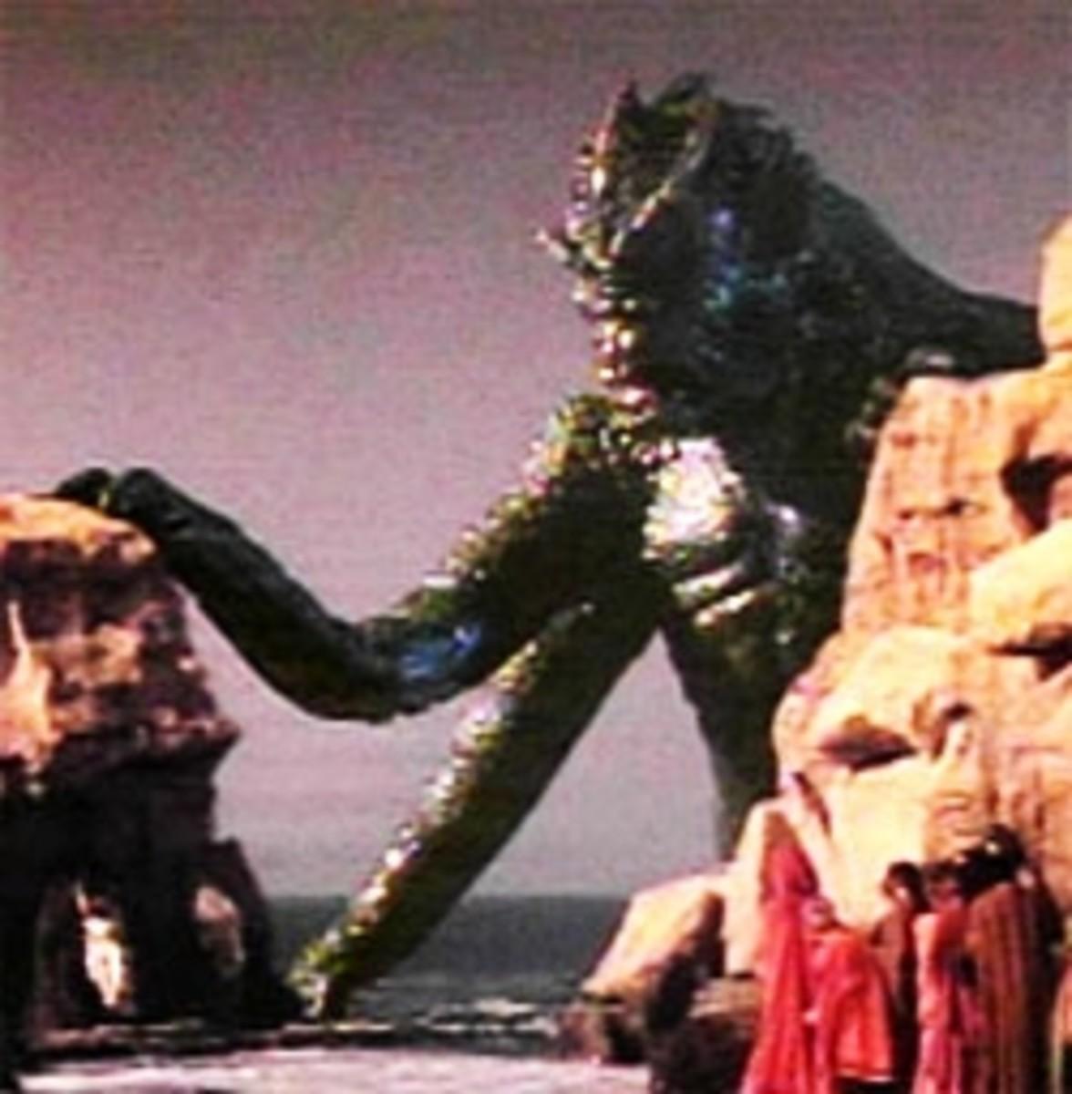"""Kraken from 1981 Ray Harryhausen """"Clash of the Titans"""""""