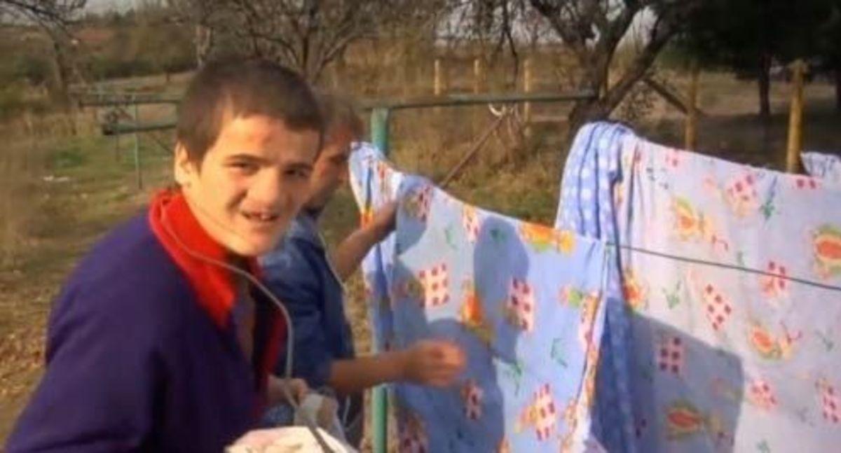 Documentary Film Bulgaria's Abandoned Children