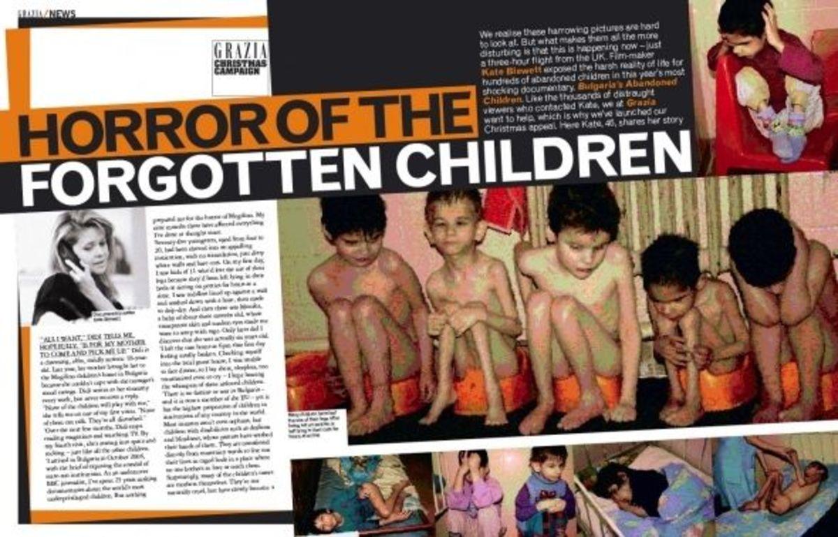 The Children at Mogilino