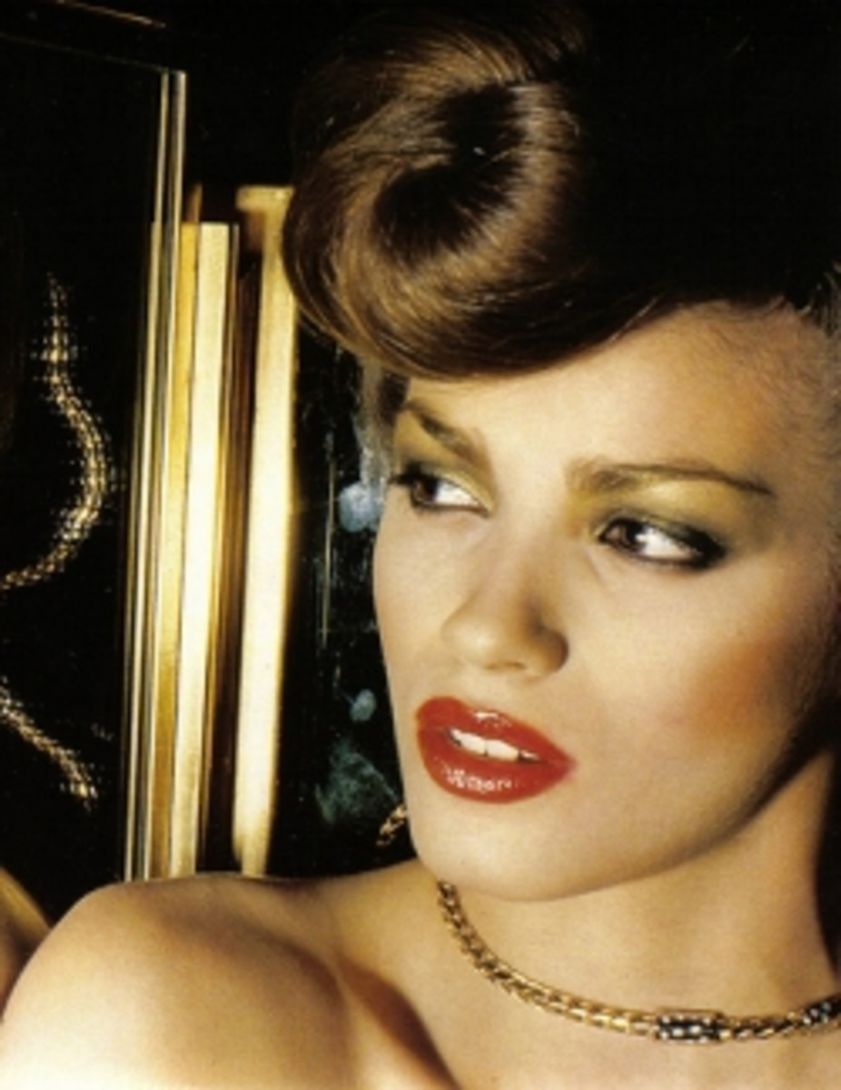 Gia Carangi - America's First Supermodel