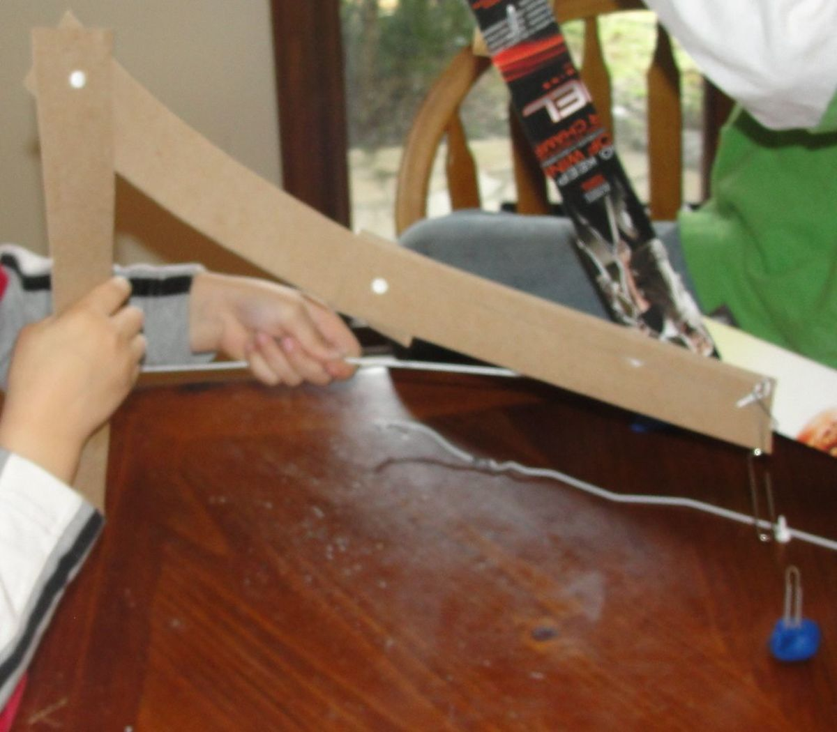 Robot arm model