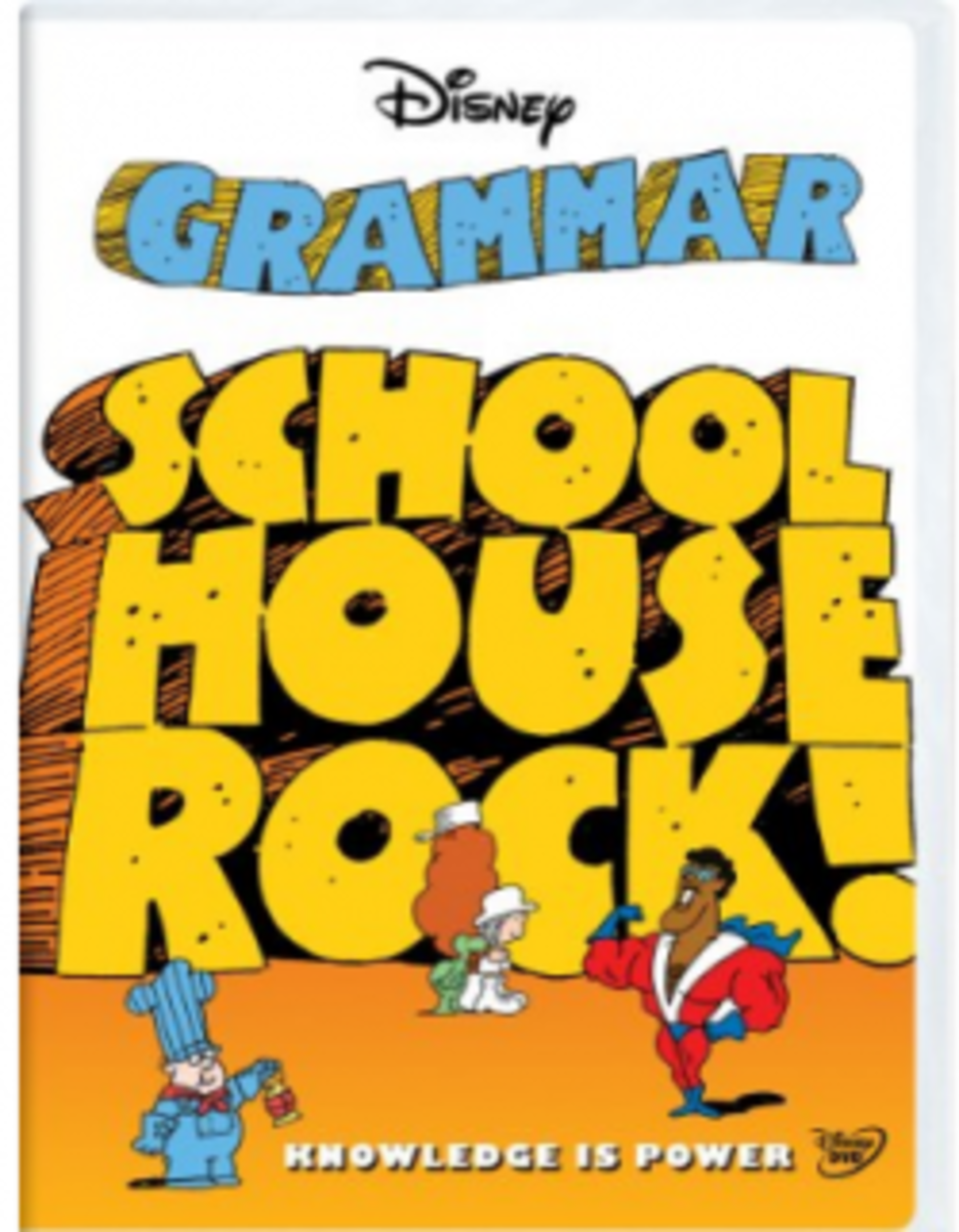 School House Rock Grammar Songs