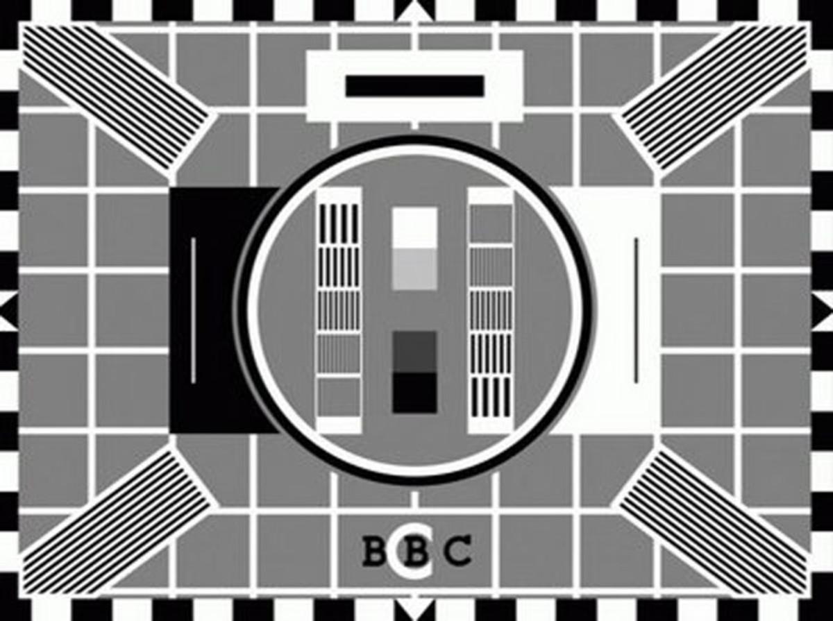 BBC Test Card E2