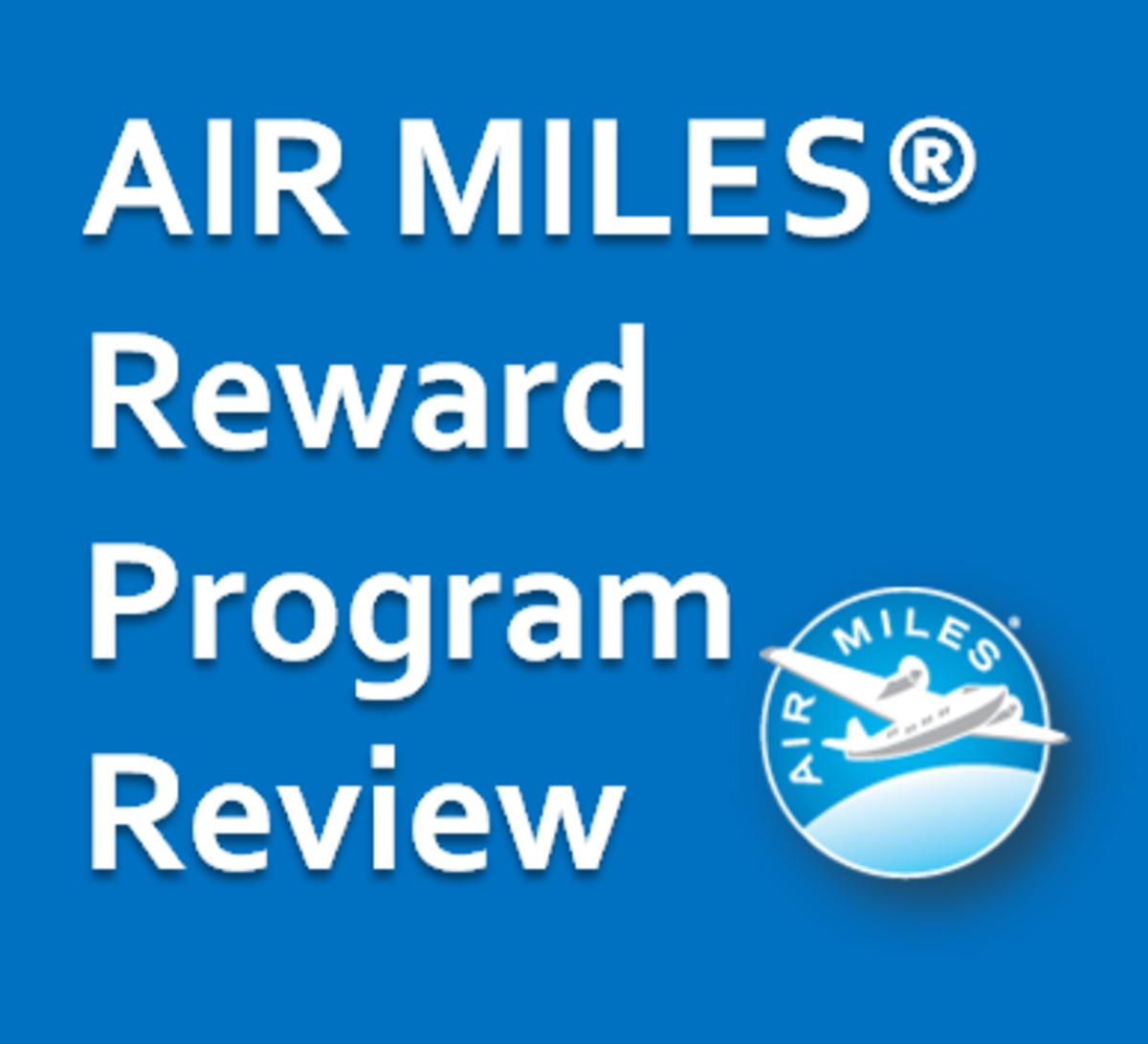 AIR MILES is a registered trademark. Logo and screenshots have been used with permission.