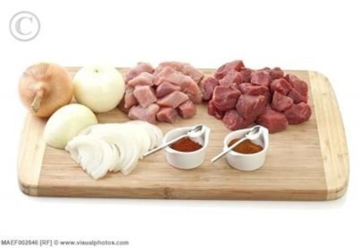 goulash, hungarian goulash recipe