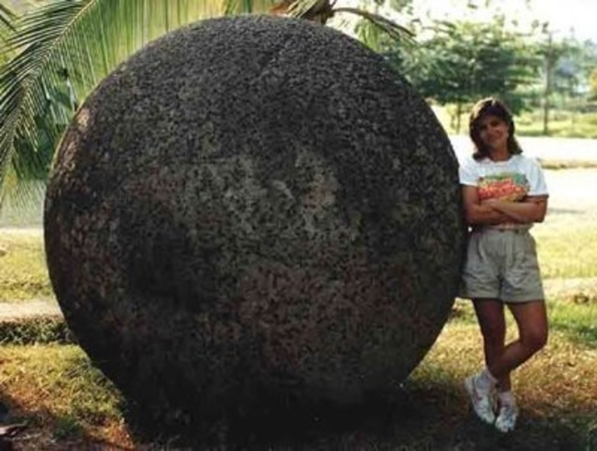 Giant Stone Balls of Costa Rica