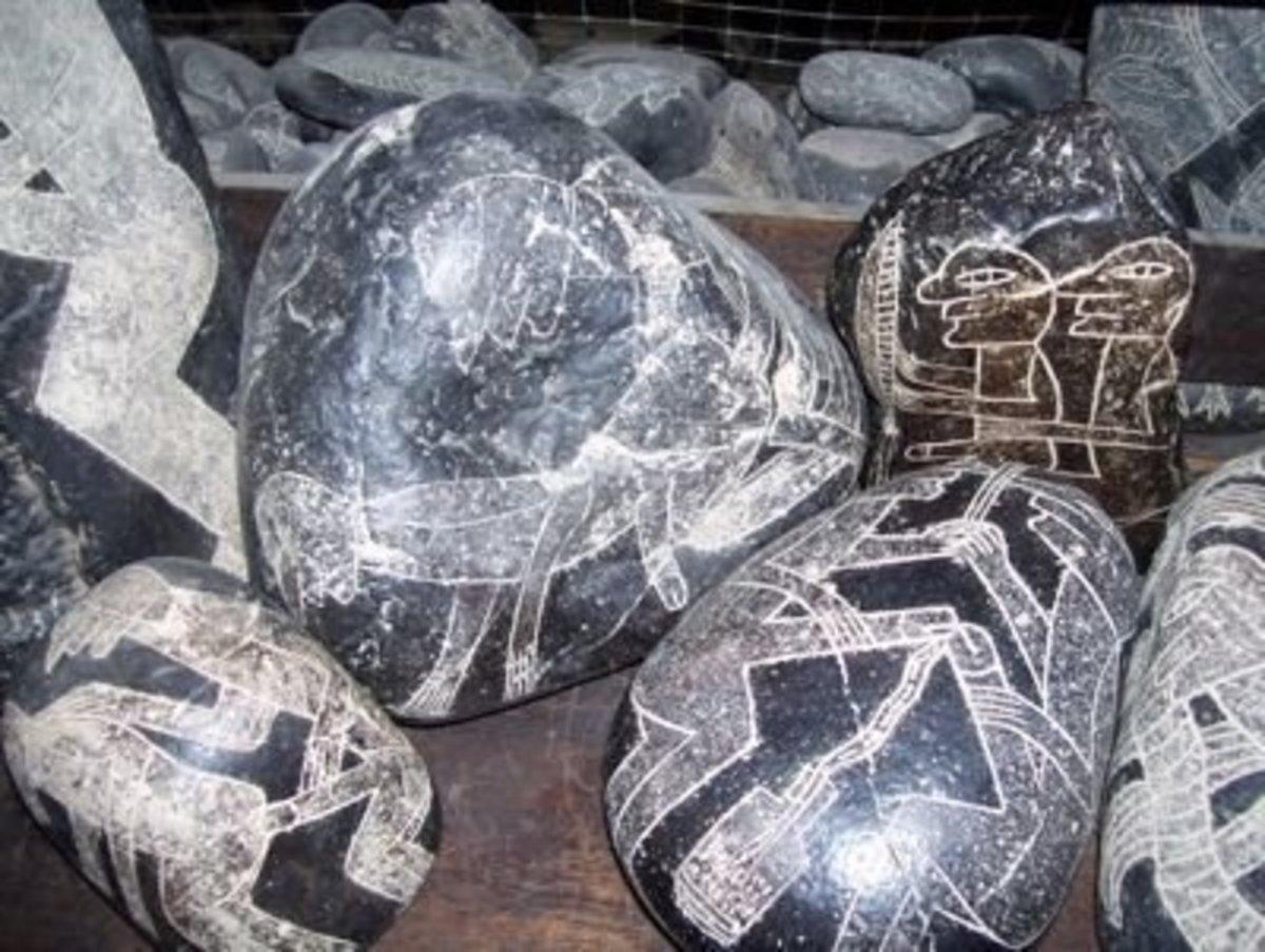 The Ica Stones
