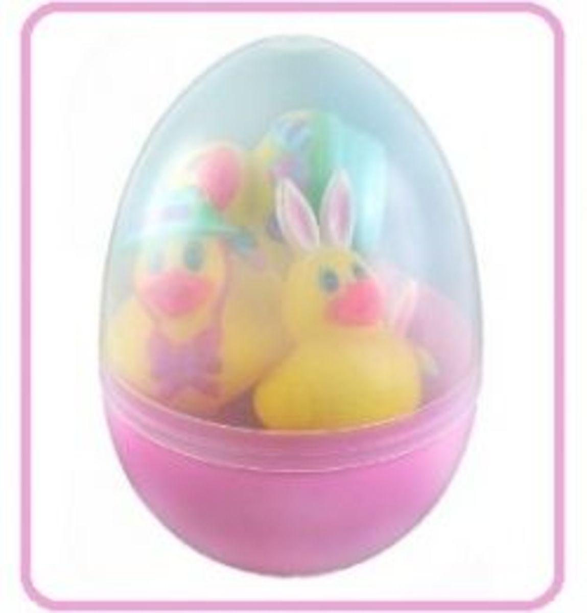 Big Plastic Easter Egg