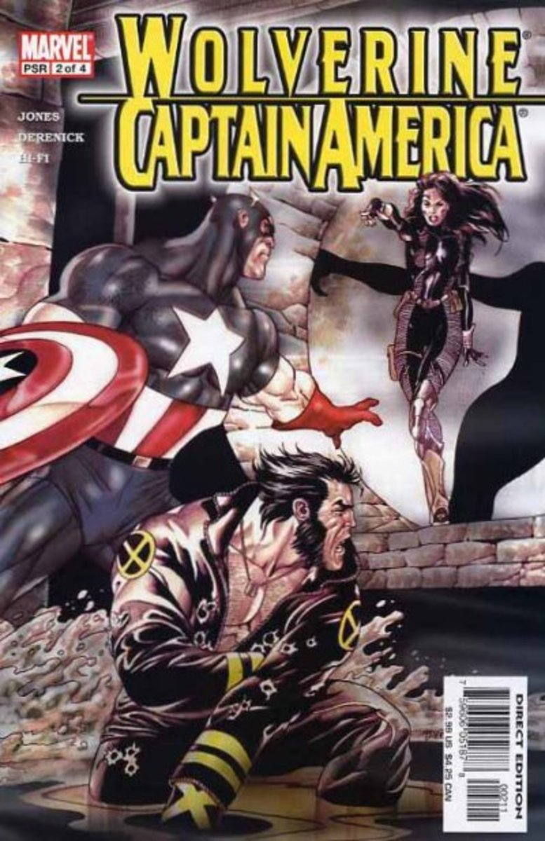 Possible Landscapes for Captain America and Wolverine