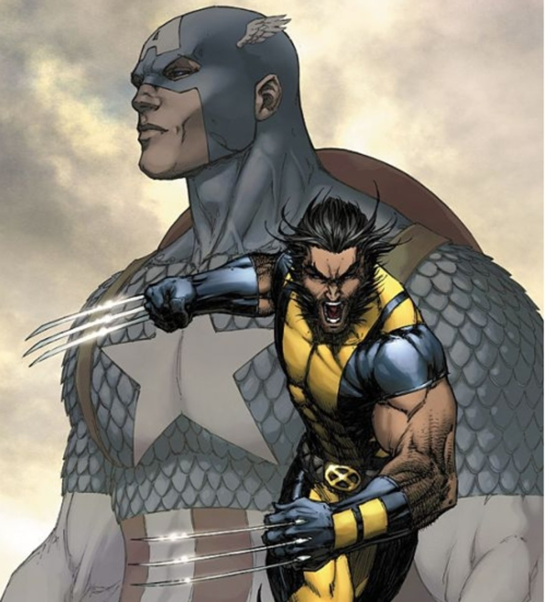 The Psychology of Captain America and Wolverine