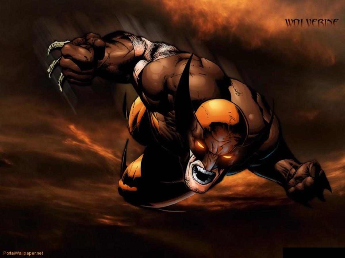 Wolverine Lunges