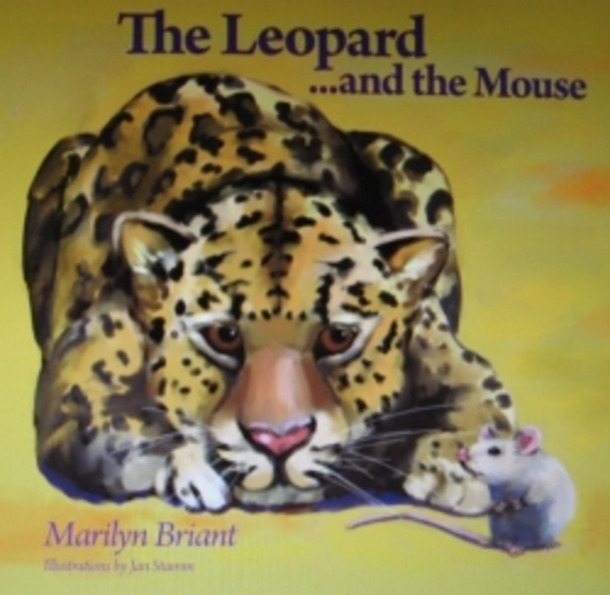 The Leopard and the Mouse by Marilyn Briant
